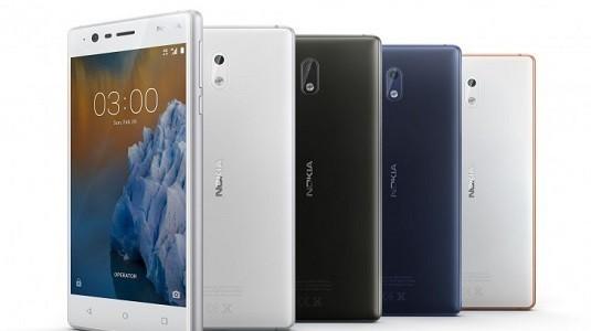 HMD Global, Nokia 3 Modelinin Android 7.1.2 Güncellemesi Alacağını Doğruladı