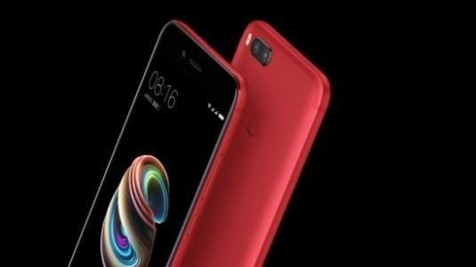 Xiaomi Mi 5X, Çin'de Özel Kırmızı Renkle Satışa Sunuldu