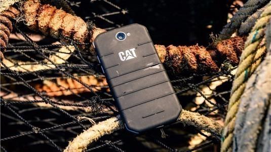 CAT en sağlam telefon modelini tanıttı: S41