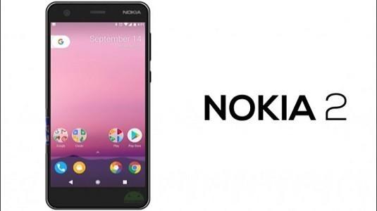 Nokia 2 Özelliklerini AnTuTu Listesi Doğruladı