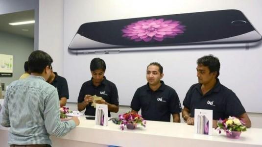 Apple, Hindistan'da uluslararası garanti verecek