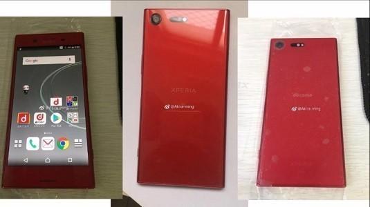Kırmızı Renkli Sony Xperia XZ Premium Avrupa'da Satışa Sunulacak