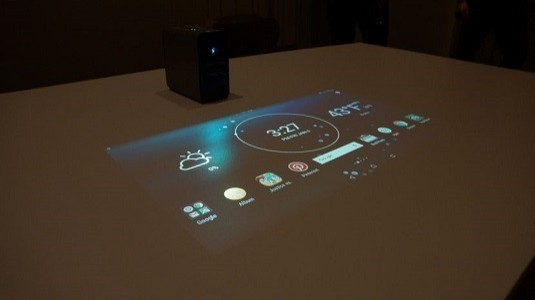Sony Xperia Touch Android 7.1.1 Güncellemesi Almaya Başladı