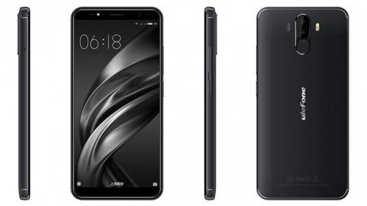 Ulefone Power Max, 13.000 mAh batarya ile tanıtıldı
