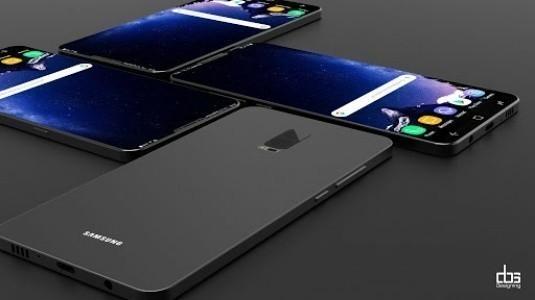 Galaxy S9'un Arka Tasarımında Radikal Değişiklikler Yapılacak