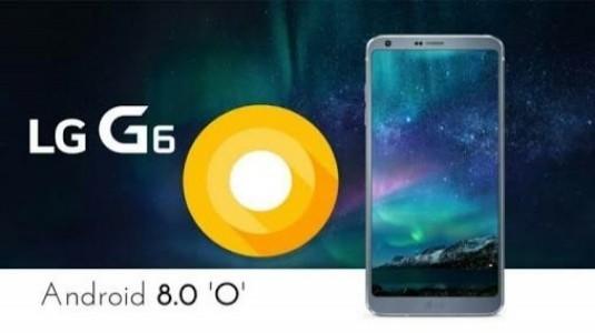 Android 8.0 Oreo ile Çalışan LG G6 Ortaya Çıktı