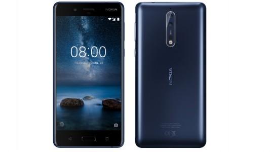 Nokia 8 zor ama tamir edilebilir