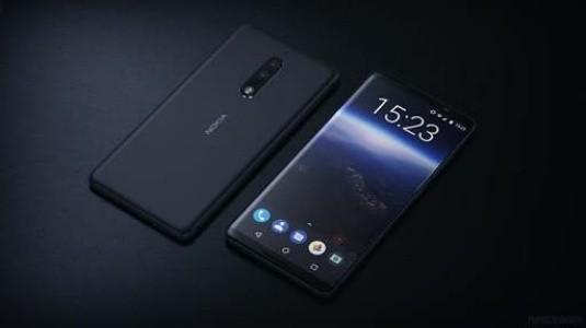 Parlak Mavi Nokia 9 Görseli Sızdırıldı