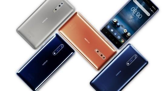 Nokia 8'in Türkiye Fiyatı Şaşırttı