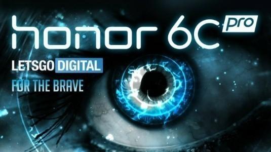 Huawei Honor 6C Pro Özellikleri Sızdırıldı