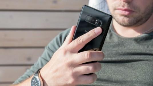 Samsung Galaxy Note9, Ekranın Altında Parmak İzi Sensörüne Sahip Olacak
