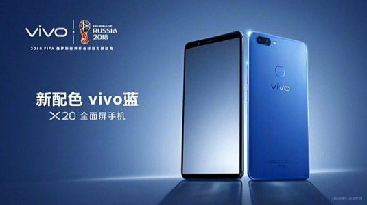Vivo X20 Yeni Bir Renk Seçeneğine Kavuştu