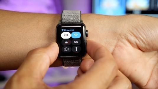 watchOS 4.1 yazılım güncellemesi yayınlandı