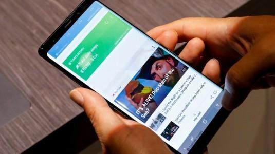 Galaxy Note8'de donma sorunu yaşanıyor