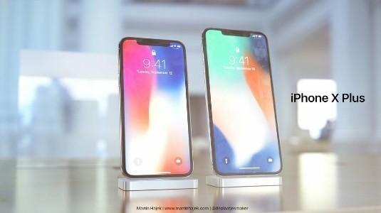 Yeni görüntüler, 6.7 inç LCD Ekranlı iPhone X Plus'ı Tarif Ediyor