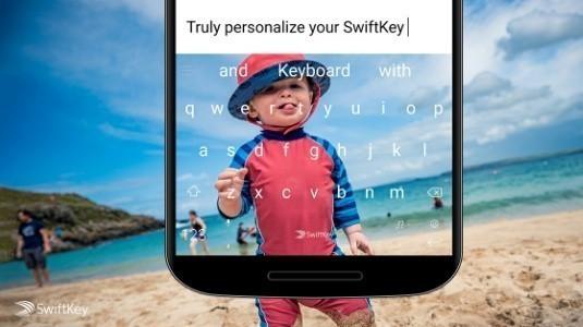 Swiftkey Klavyeye Photo Themes Özelliği Geldi
