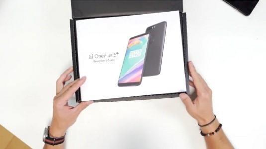 Karşınızda OnePlus 5T Kutu Açma ve İlk İnceleme Videosu