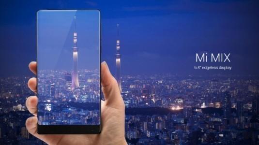 Xiaomi Mi Mix için MIUI 9 arayüzü dağıtılmaya başlanıldı