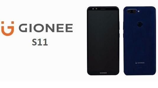 Gionee S11 Dört Kamerası İle Resmi Tayland Gionee Sayfasında Ortaya Çıktı