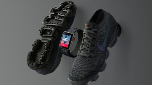 Nike Midnight Fog Apple Watch Series 3'ü satışa sundu