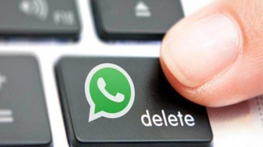 WhatsApp mesajlarını 7 dakika içerisinde silebilirsiniz