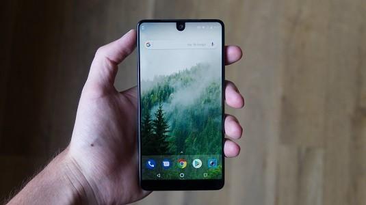 Essential Phone Kamera Uygulaması İçin Yeni Güncelleme Geldi