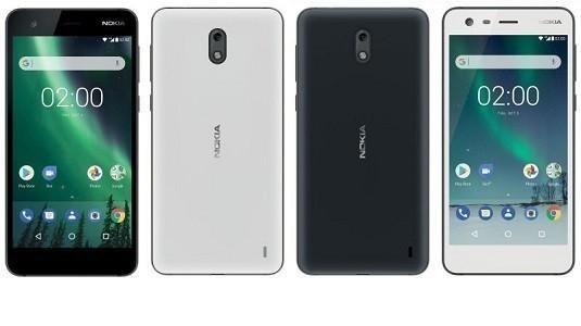 Nokia 2 ABD'de Ön Sipariş Almaya Başladı
