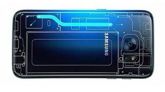 Samsung Telefonlar Isı Borularını Kullanmaya Devam Edecek
