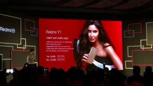 Xiaomi, Redmi Y1 ve Redmi Y1 Lite'ı Duyurdu
