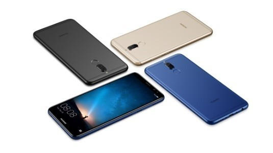 Huawei Mate 10 Lite Türkiye'de Satışa Sunuldu