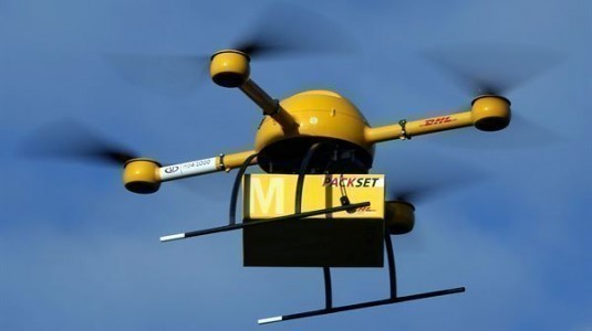 PTT, drone ile kargo dağıtımına başlıyor