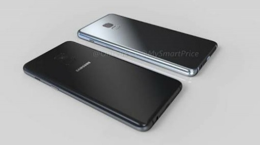 Samsung Galaxy A5 (2018) Kılıfı, Telefon Tasarımını Ortaya Çıkarıyor