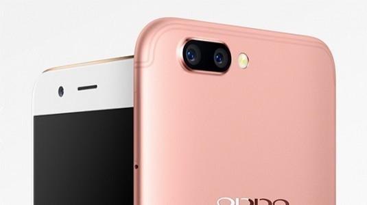 iPhone X'e Olan Benzerliği İle Dikkat Çeken Oppo R13 Görüntüleri Sızdırıldı