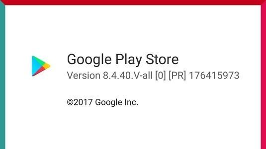 Google Play Store v8.4.40 Güncellemesi Yayınlandı