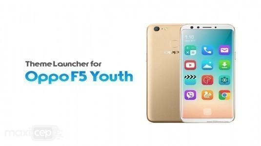 Oppo F5 Youth, resmi olarak duyuruldu