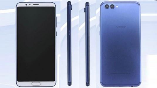 Huawei Honor V10'dan ilk canlı resimler geldi