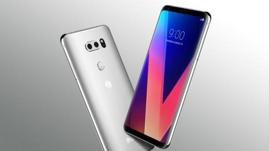 LG V30 ve V30 + için Android 8.0 Beta olarak kullanıma sunuldu