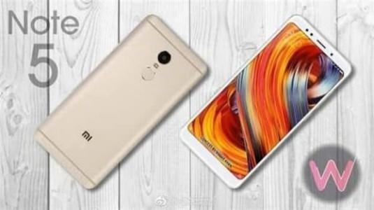 Xiaomi Redmi Note 5 Duyurusu Yaklaşıyor