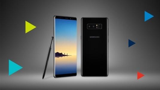 Türk Telekom Eskisini Getir, Galaxy Note8'i götür kampanyası