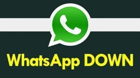 WhatsApp Yine Çöktü mü WhatsApp'ta Neden Mesaj Gönderilmiyor
