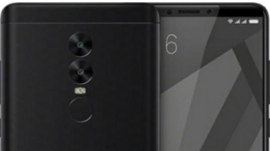 Yeni Xiaomi Redmi 5 Plus Görseli Çerçevesiz Ekranı Ortaya Çıkarıyor