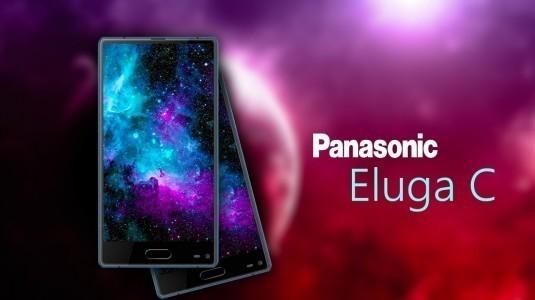 Panasonic Eluga C'ye ait teknik özellikleri duyurdu