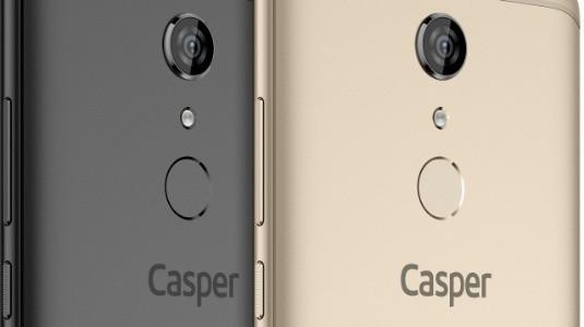 Casper VIA G1 Plus Akıllı Telefon Duyuruldu
