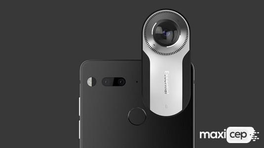 Essential Phone PH-1 Modeline Yeni Kamera Özellikleri Geldi
