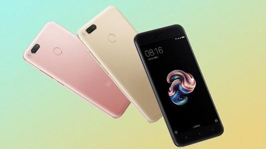 Xiaomi Mi 5X MIUI 9 Güncellemesi Almaya Başladı