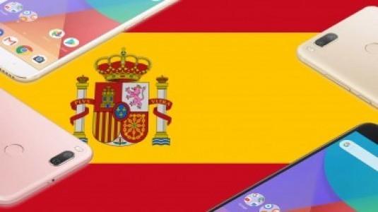 Xiaomi, Yarın Başlayacak Online Satışlarla İspanya Pazarına Giriyor