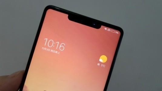 Xiaomi Mi Mix 2s, İPhone X Benzeri Çerçeve Tasarımına Sahip Olacak