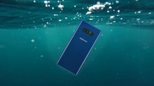 Samsung Galaxy Note8, Deepsea Blue Rengi ile Önümüzdeki Hafta ABD'de Satışa Çıkıyor