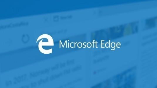 Microsoft Edge, artık final sürümüyle uygulama mağazalarında