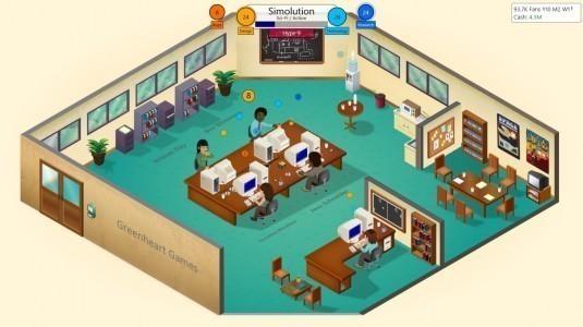 Game Dev Tycoon, App Store'daki yerini aldı